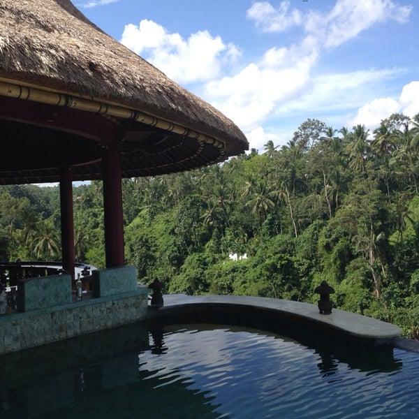Photo taken at Viceroy Bali by Mash M. on 5/17/2014