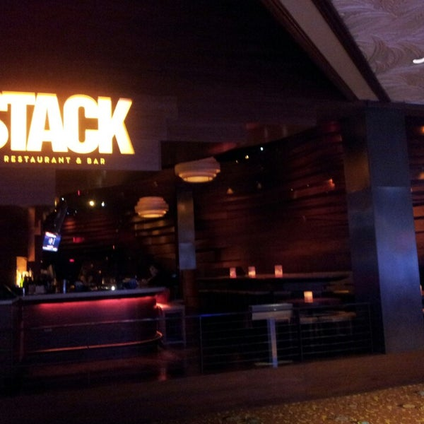Photo taken at STACK Restaurant & Bar by Carefree Trip T. on 2/20/2013