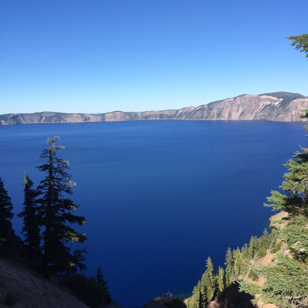 Photo taken at Crater Lake National Park by Candice D. on 8/24/2016