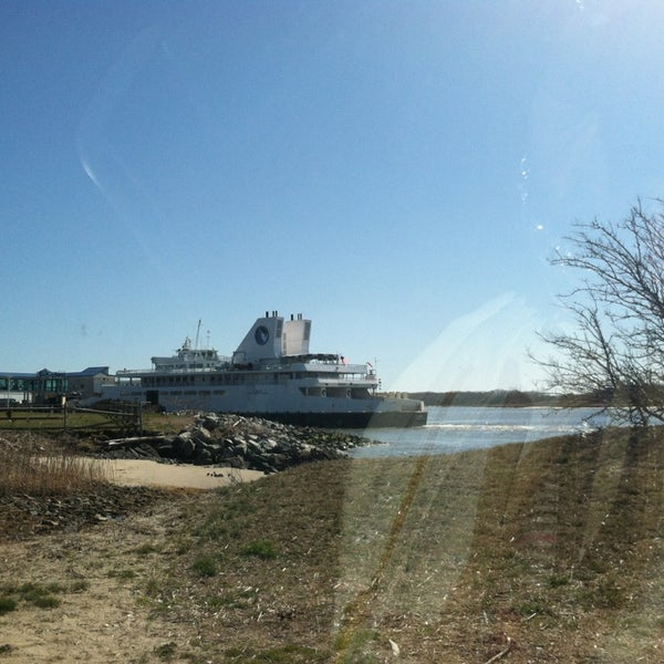Photo taken at Cape May-Lewes Ferry | Cape May Terminal by CaReLLe💎 on 4/6/2013