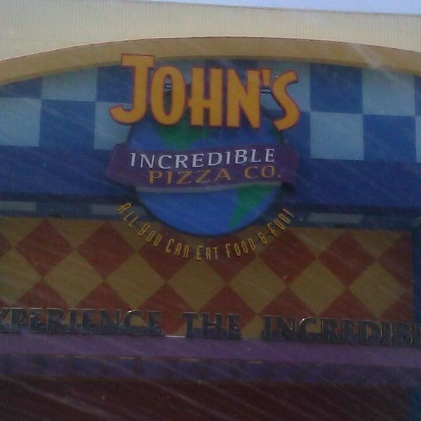 John's Incredible Pizza Co. - National City, CA