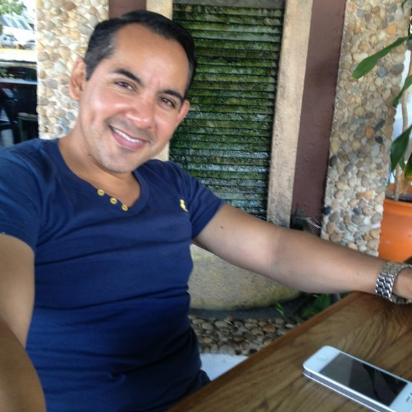 Photo taken at Café Tulum by Andrea G. on 12/28/2012