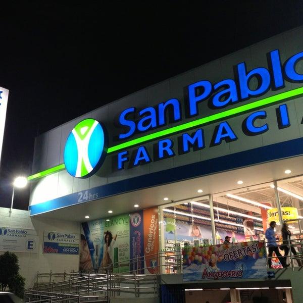 facturacion farmacia san pablo