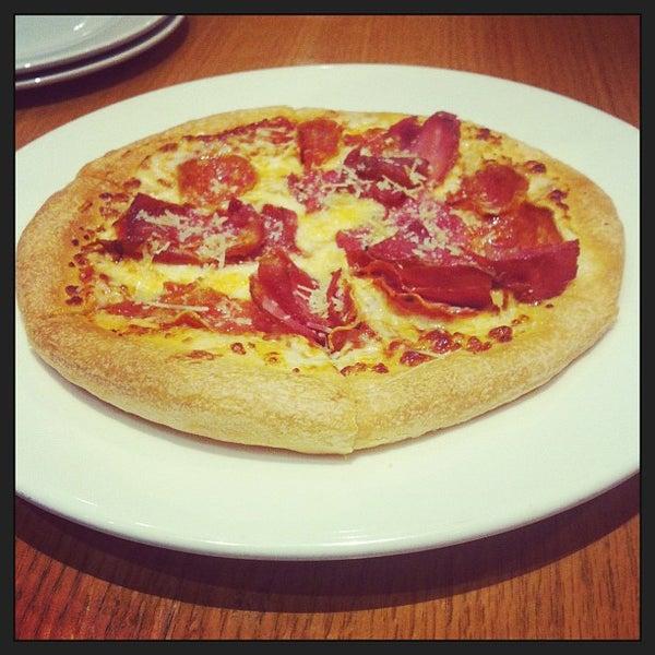 Pizza hut restaurante av andr s avelino c ceres 147 - Restaurante pizza hut ...