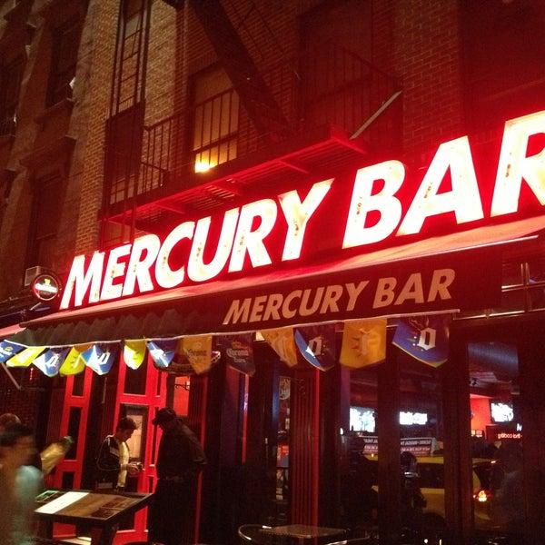 Mercury Bar West Hell S Kitchen New York Ny