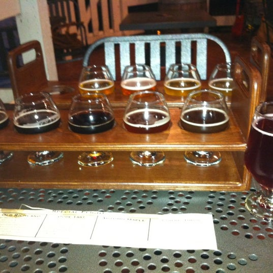 Photo taken at The Bruery Provisions by Charlie M. on 11/3/2012
