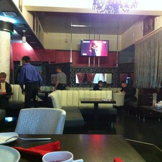 12/16/2012 tarihinde Tanya C.ziyaretçi tarafından Кинотеатр «Россия»'de çekilen fotoğraf