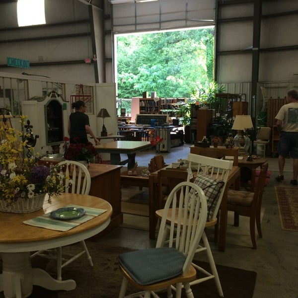 The Regeneration Station Thrift Vintage Store in Oakley