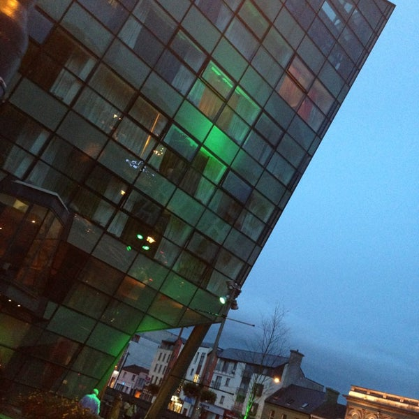 The Glasshouse Hotel In Sligo