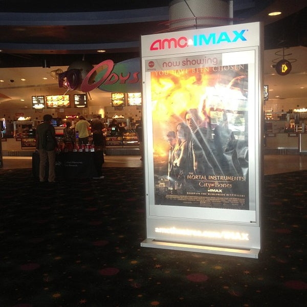Photo taken at AMC Hampton Towne Centre 24 by Franklin on 9/1/2013