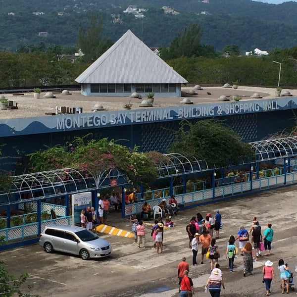 Montego Bay Cruise Terminal Boat Or Ferry
