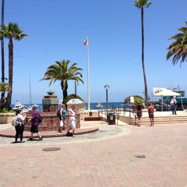 Photo taken at Santa Catalina Island by dutchboy on 5/30/2013