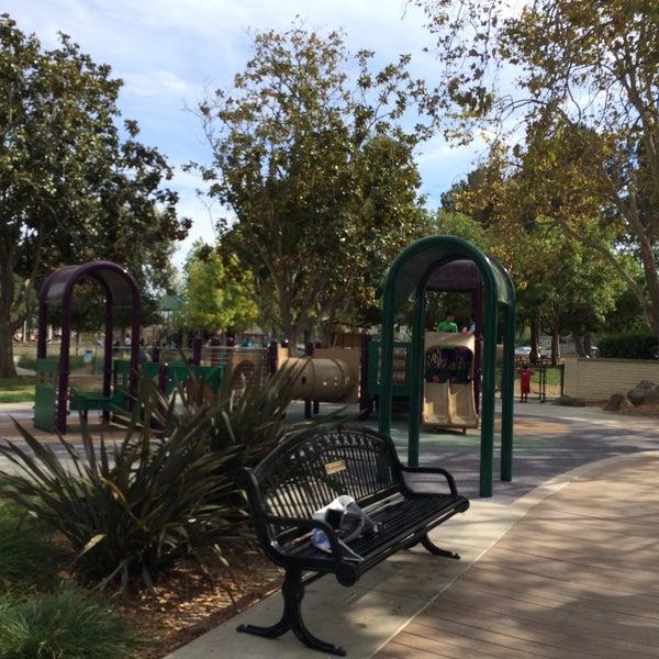 Photo taken at Burton Park by Olga S. on 9/29/2015