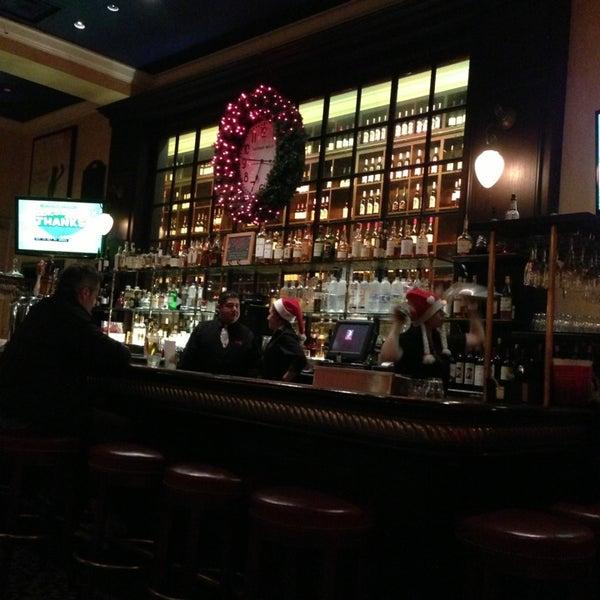 Photo taken at Left Bank Brasserie by Julio on 12/23/2012