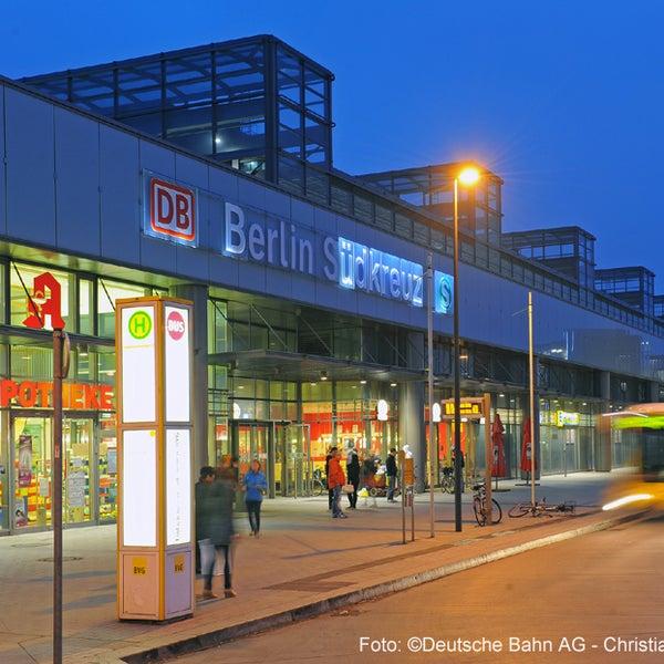 Train Station In Schöneberg