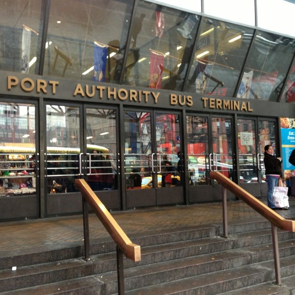 Port authority bus terminal garment district 803 tips - Bus from port authority to jersey gardens ...