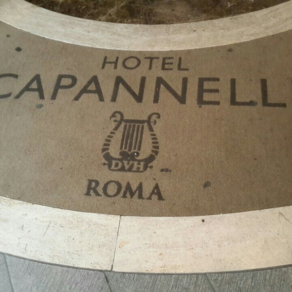 Photo taken at Hotel Capannelle by Ali S. on 10/2/2015