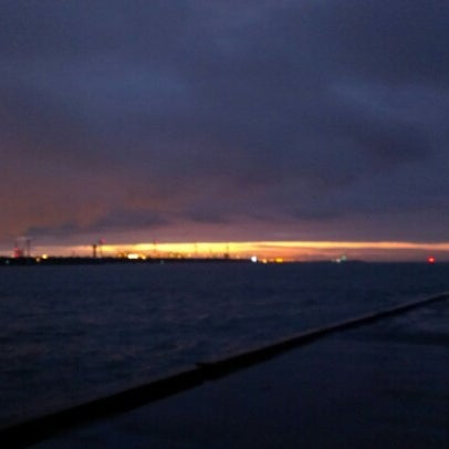 Photo taken at Pier by Matthijs G. on 12/16/2012