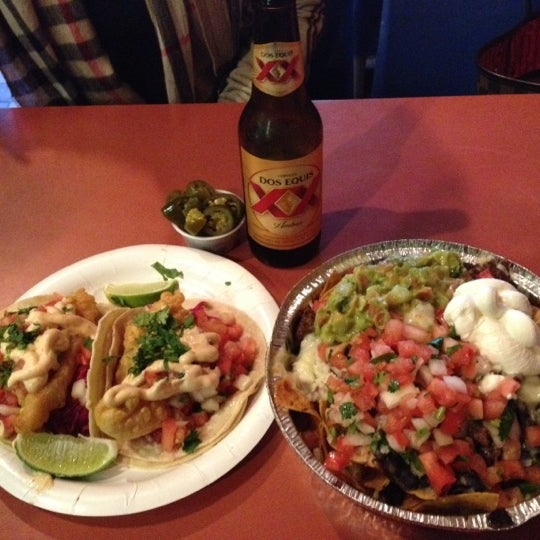 Photo taken at Buddy's Burrito & Taco Bar by Angelica on 10/1/2012