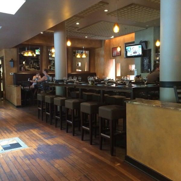 Photo taken at Lala's Wine Bar & Pizzeria by Karen D. on 8/31/2014