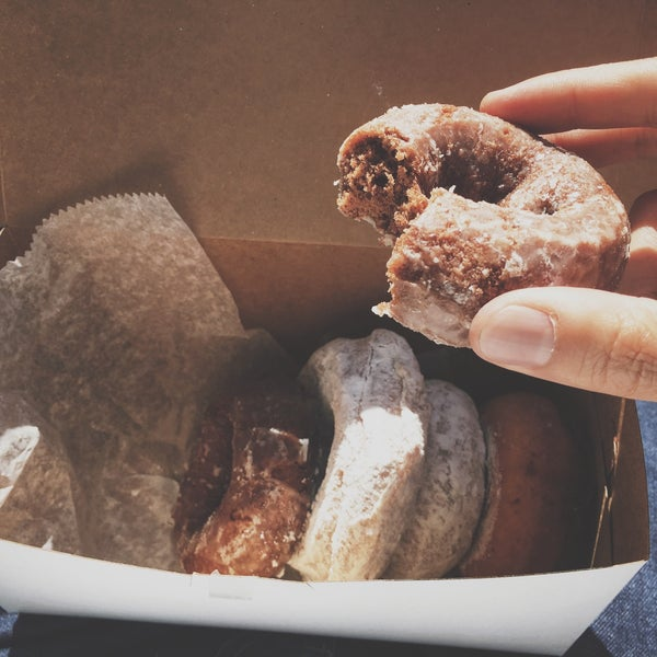 Cheap donuts, delightful!