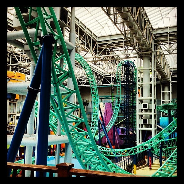 Photo taken at Mall of America by Alexandre K. on 11/4/2012