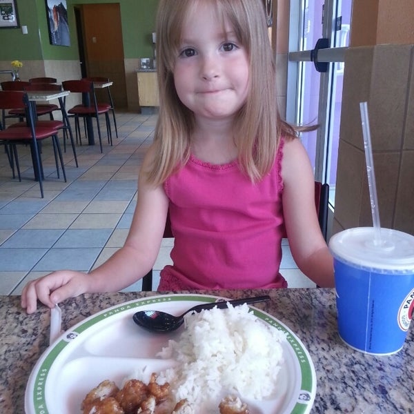 Photo taken at Panda Express by Judd S. on 7/8/2014