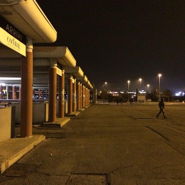 Foto scattata a Terminal Bus Anagnina da Giovanni M. il 1/10/2014