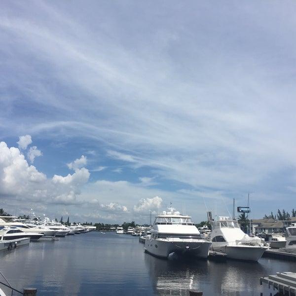 Photo taken at Marina Bay Marine Resort by Ian T. on 9/18/2016