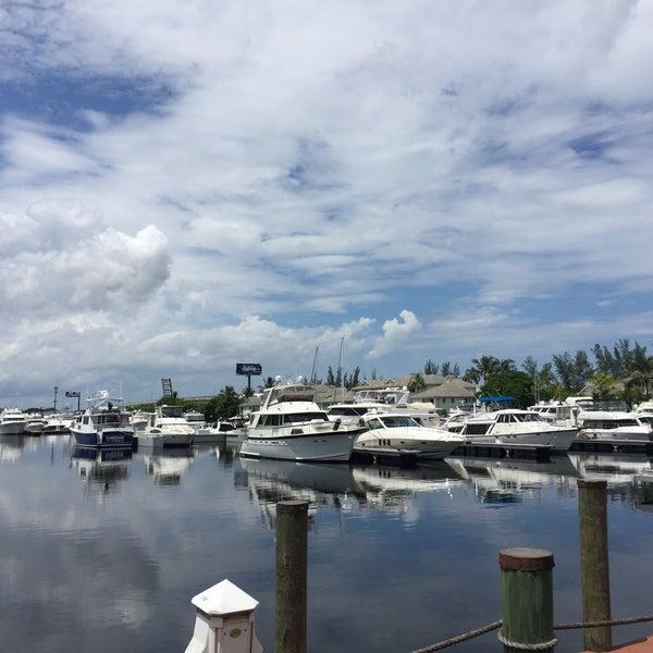 Photo taken at Marina Bay Marine Resort by Ian T. on 6/11/2016