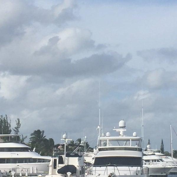 Photo taken at Marina Bay Marine Resort by Ian T. on 11/6/2016