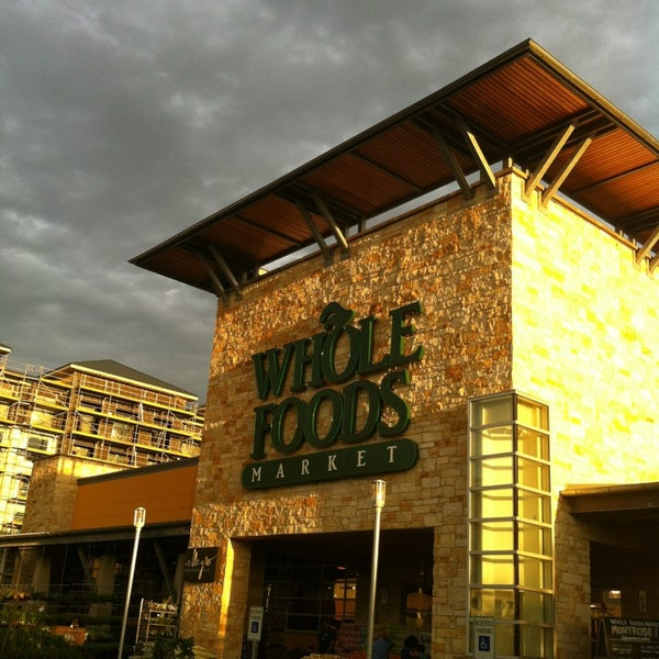 Whole Foods Houston St Hours