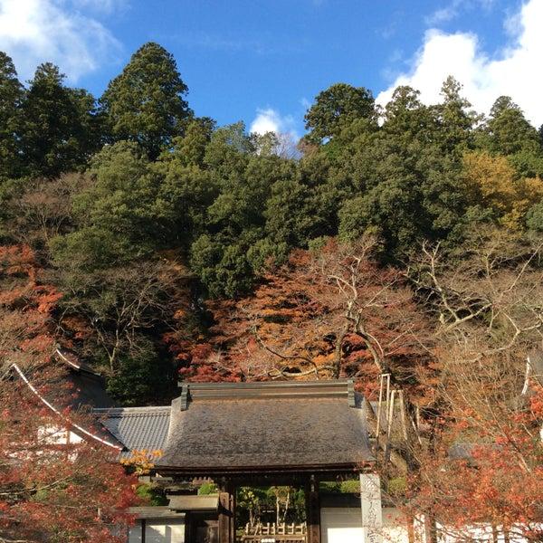 Photo taken at 室生寺 by nosenose s. on 12/5/2015