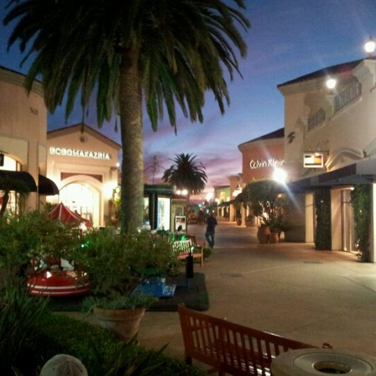 Photo taken at Carlsbad Premium Outlets by Todd R. on 10/18/2012