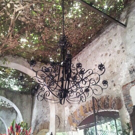 Photo taken at Hotel & SPA Hacienda de Cortés by Atenas S. on 10/19/2012
