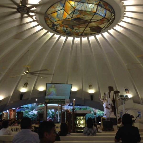 Photo taken at Sto. Niño de Paz Community Chapel by Cherrie ann R. on 4/23/2014