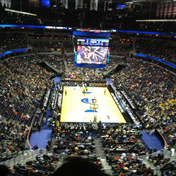Photo taken at Verizon Center by Kevin S. on 3/28/2013