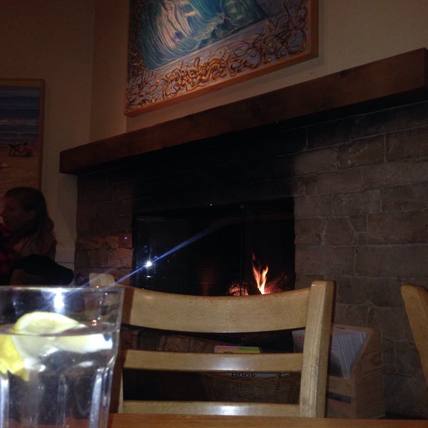 Photo taken at Parkside Cafe by Tim D. on 1/13/2015