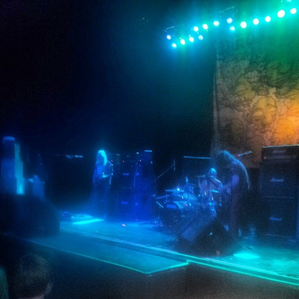 Photo taken at The Rialto Theatre by Damian Z. on 4/21/2013