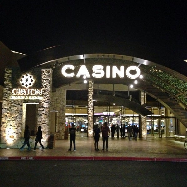 Graton casino bar