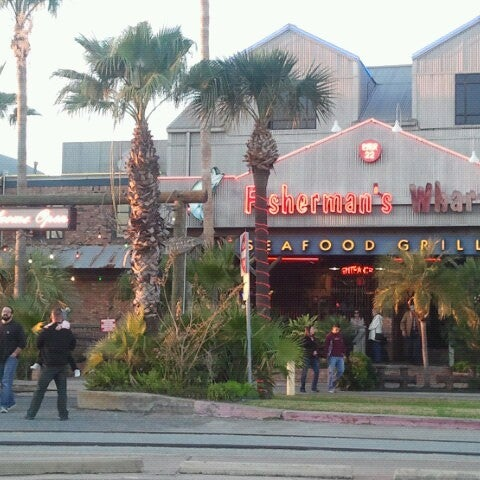 Photo taken at Fisherman's Wharf by Robert G. on 11/24/2012