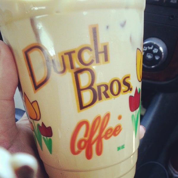 Photo taken at Dutch Bros. Coffee by Beth R. on 9/1/2013