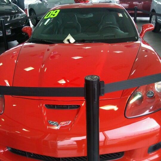 Glendale Nissan Car Rental
