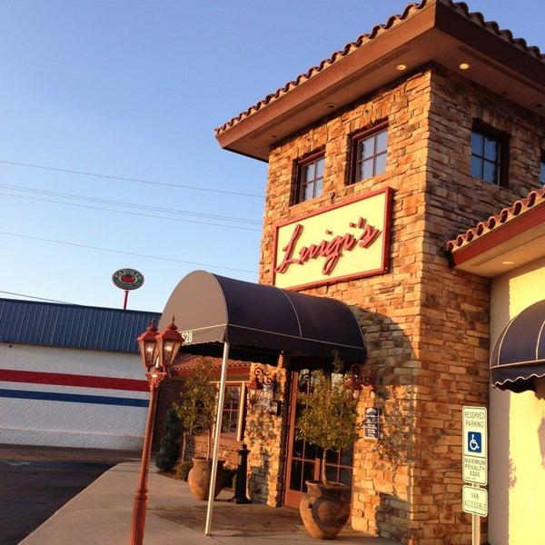 Luigi 39 S Italian Restaurant In Fayetteville
