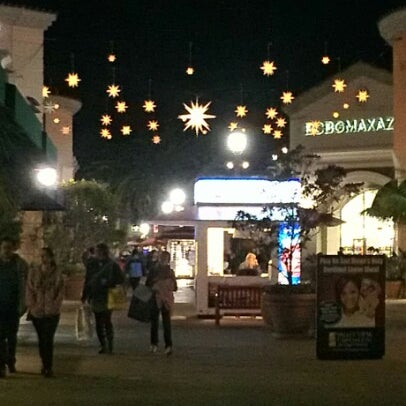 Photo taken at Carlsbad Premium Outlets by Sharlani-Gilbert-Skye R. on 1/5/2013