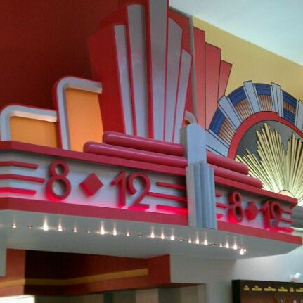 Photo taken at AMC Loews Palisades Center 21 by Naomi T. on 9/20/2011