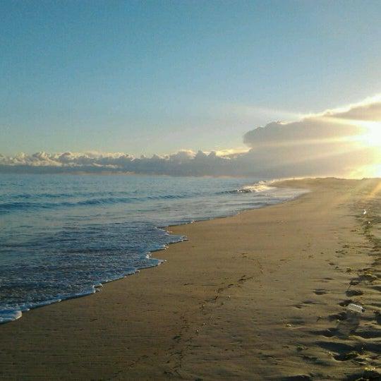 Photo taken at Praia do Barril by Domingos M S. on 10/19/2012