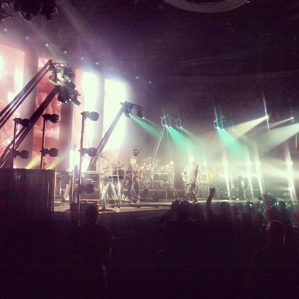 Photo taken at Valley View Casino Center by DavidPatrone P. on 10/9/2012