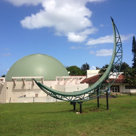 Photo taken at Windward Community College by Burt L. on 3/1/2013