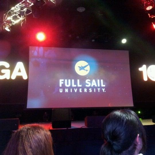 Photo taken at Full Sail University by Joshua R. on 12/8/2012